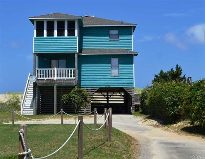 Nags Head Single Family Home For Sale: 9525 S Old Oregon Inlet Road