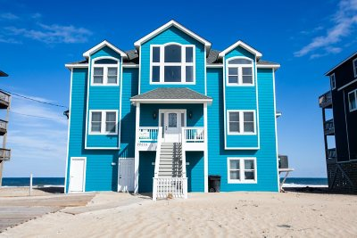 Rodanthe Single Family Home For Sale: 22035 Sea Gull Street
