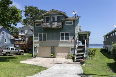 Single Family Home For Sale: 303 Kitty Hawk Bay Drive