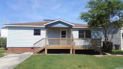 Kill Devil Hills NC Single Family Home For Sale: $189,000