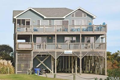 Hatteras Single Family Home For Sale: 57342 Lighthouse Road