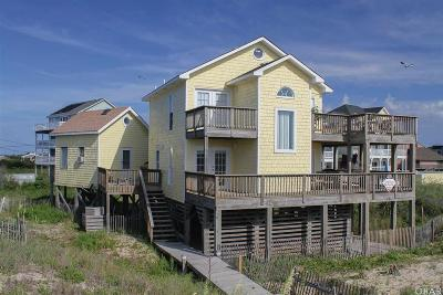 Rodanthe Single Family Home For Sale: 23038 G.a. Kohler Court