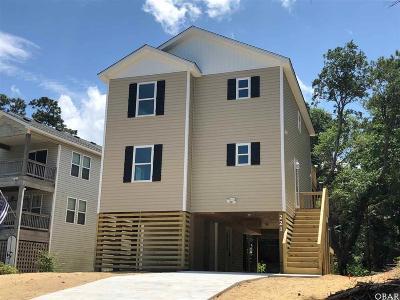 Kill Devil Hills NC Single Family Home For Sale: $319,000