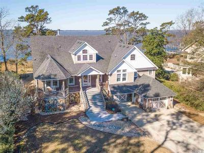 Single Family Home For Sale: 6044 Currituck Road