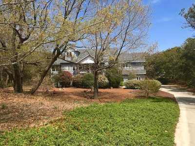 Single Family Home For Sale: 282 Sea Oats Trail
