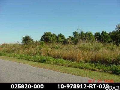 Manteo Residential Lots & Land For Sale: W Highway 64/264