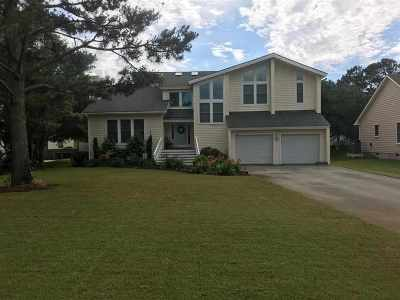 Nags Head Single Family Home For Sale: 2504 S Compass Lane
