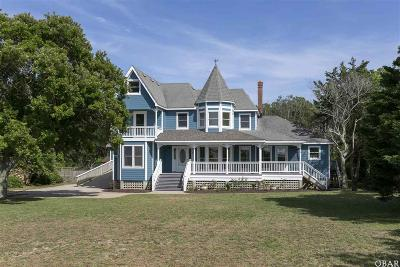 Nags Head Single Family Home For Sale: 233 Soundside Road