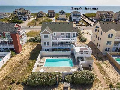Nags Head Single Family Home For Sale: 4728 S Virginia Dare Trail