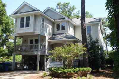 Corolla Single Family Home For Sale: 1035 Parker Court