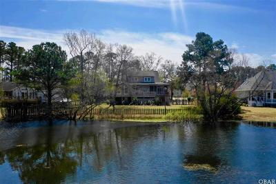 Southern Shores Single Family Home For Sale: 36 Pintail Trail