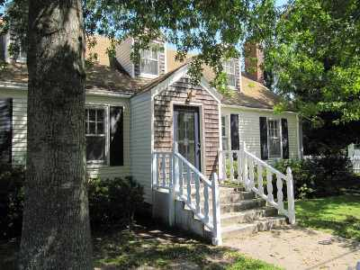 Manteo Single Family Home For Sale: 201 Uppowoc Avenue