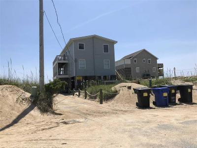 Rodanthe Single Family Home For Sale: 24131 Ocean Drive