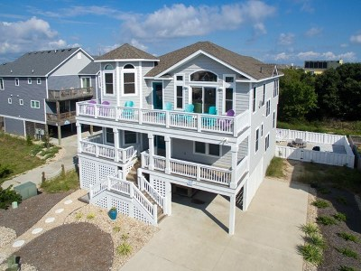 Single Family Home For Sale: 639 Pampas Court