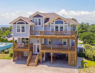 Corolla Light Single Family Home For Sale: 1060 Beacon Hill Drive
