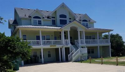 Single Family Home For Sale: 887 Whalehead Drive