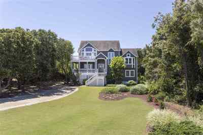 Corolla NC Single Family Home For Sale: $599,999