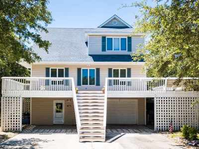 Kitty Hawk Single Family Home For Sale: 105 Sonnys Lane