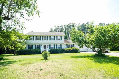Manteo Single Family Home For Sale: 106 Robert Bruce Drive