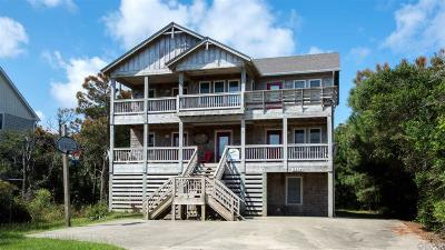 Nags Head Single Family Home For Sale: 3504 S Linda Lane