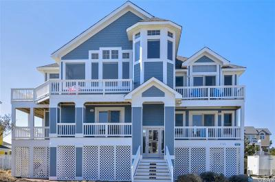 Corolla NC Single Family Home For Sale: $943,000