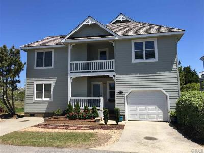 Nags Head Single Family Home For Sale: 5315 W Captains Way