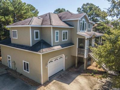 Nags Head Single Family Home For Sale: 447 W Villa Dunes Drive