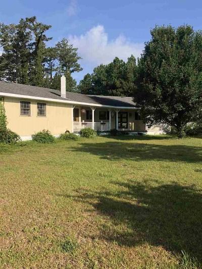 Single Family Home For Sale: 1111 Burnside Road
