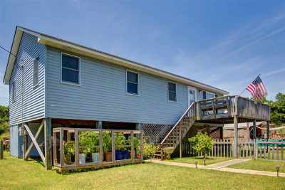 Frisco Single Family Home For Sale: 53406 Nc Highway 12