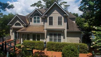 Manteo Single Family Home For Sale: 106 William And Mary Way