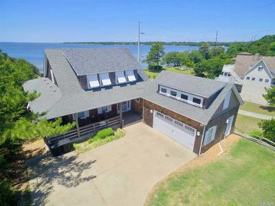 Kitty Hawk Single Family Home For Sale: 3530 Bay Drive