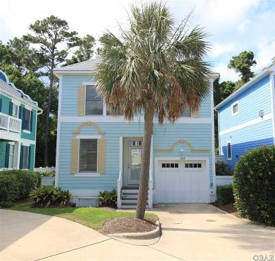 Kill Devil Hills Condo/Townhouse For Sale: 1202 Argus Road