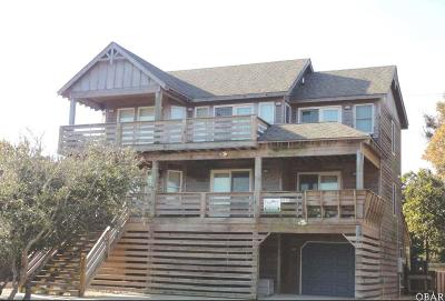 Nags Head Single Family Home For Sale: 3518 S Linda Lane