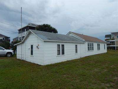 Nags Head NC Single Family Home For Sale: $229,000