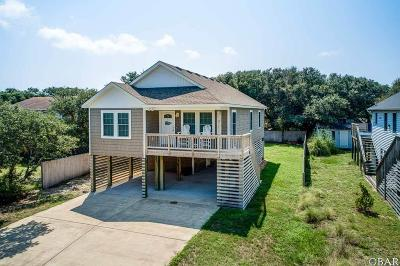 Kill Devil Hills Single Family Home For Sale: 303 W Helga Street