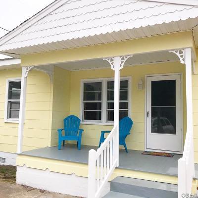 Kill Devil Hills Single Family Home For Sale: 509 W Sportsman Drive