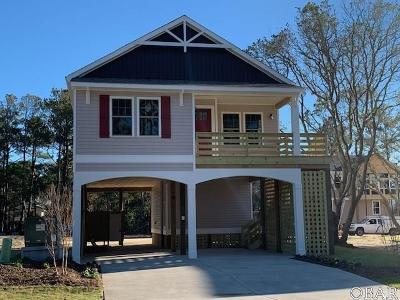 Kill Devil Hills Single Family Home For Sale: 505 W Palmetto Street