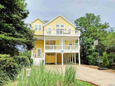 Nags Head Single Family Home For Sale: 3317 S Linda Lane