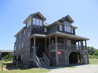 Nags Head Single Family Home For Sale: 4313 S Croatan Highway