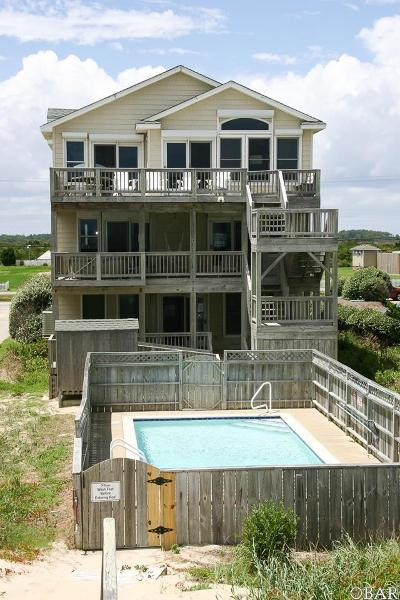 Single Family Home For Sale: 9215 Old Oregon Inlet Road