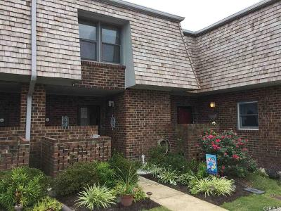 Nags Head Condo/Townhouse For Sale: 500 W Villa Dunes Drive