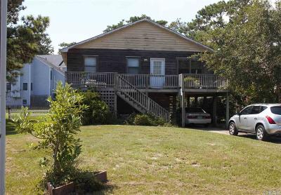 Kill Devil Hills Single Family Home For Sale: 101 King Court