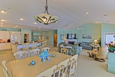 Dare County Condo/Townhouse For Sale: 6301 Sailfish Drive