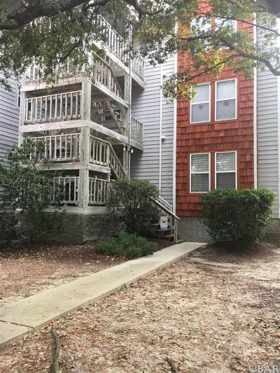 Kill Devil Hills Condo/Townhouse For Sale: 700 W First Street