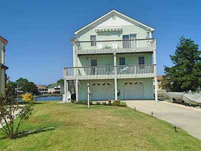 Kill Devil Hills Single Family Home For Sale: 150 Lee Court