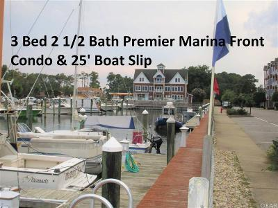 Manteo NC Condo/Townhouse For Sale: $329,900