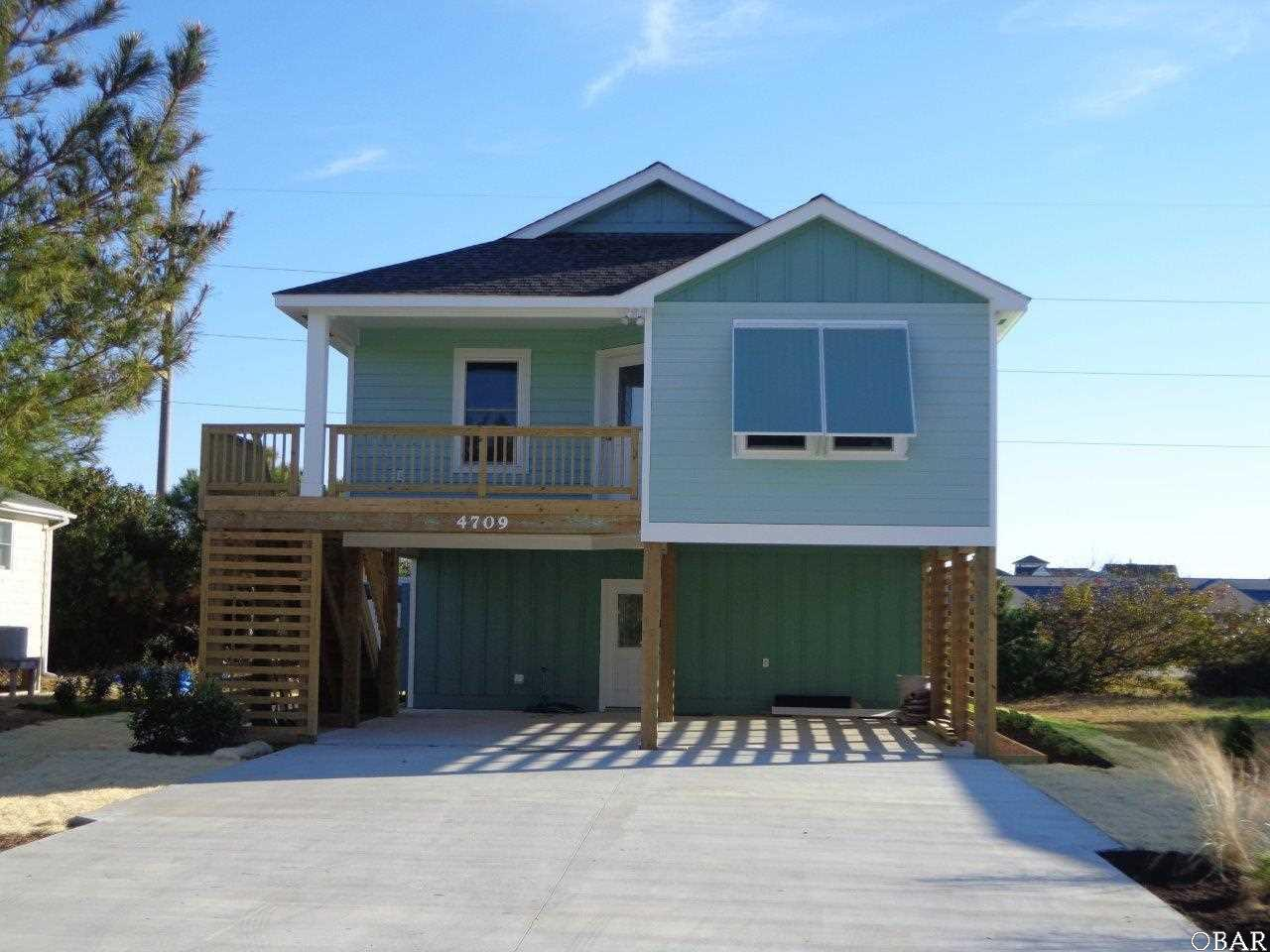 Listing: 4709 S Pompano Court, Nags Head, NC.| MLS# 101601 | Welcome ...