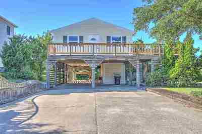 Kill Devil Hills Single Family Home For Sale: 402 Cameron Street