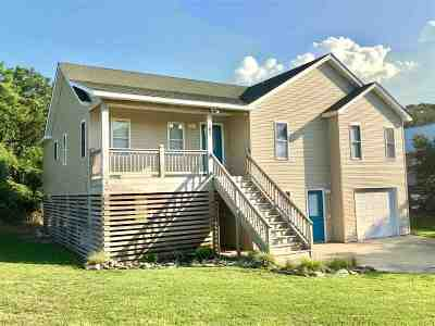 Kitty Hawk Single Family Home For Sale: 103 Captain Hobbs Court