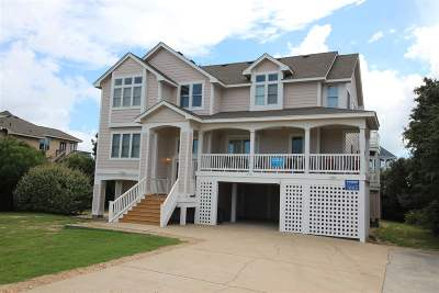 Corolla NC Single Family Home For Sale: $819,000